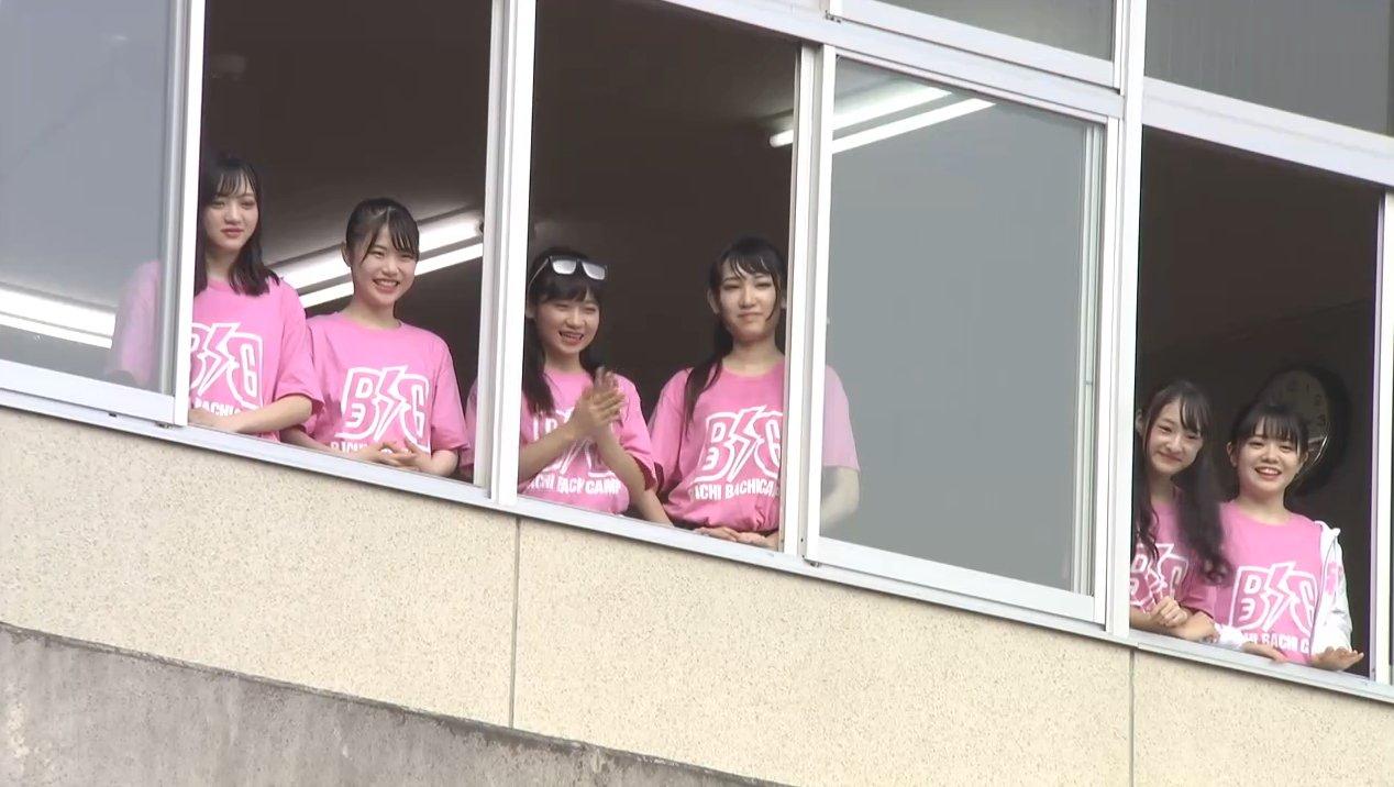 2019年8月18日新YNN NMB48 CHANNELで放送された「BACHI BACHI CAMP」の画像-1372