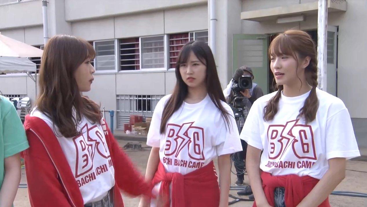 2019年8月18日新YNN NMB48 CHANNELで放送された「BACHI BACHI CAMP」の画像-1374