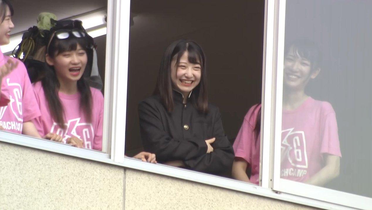 2019年8月18日新YNN NMB48 CHANNELで放送された「BACHI BACHI CAMP」の画像-1394