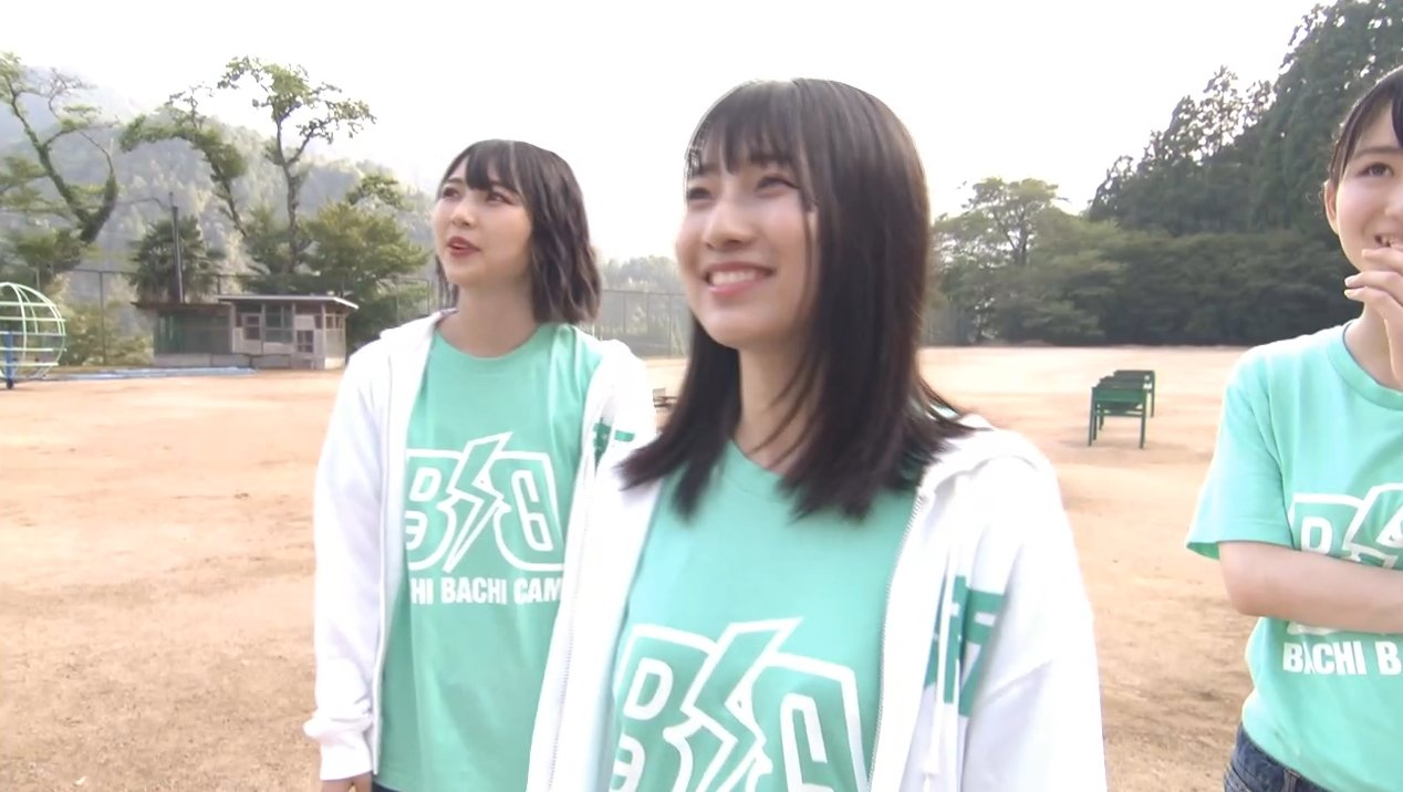 2019年8月18日新YNN NMB48 CHANNELで放送された「BACHI BACHI CAMP」の画像-1515