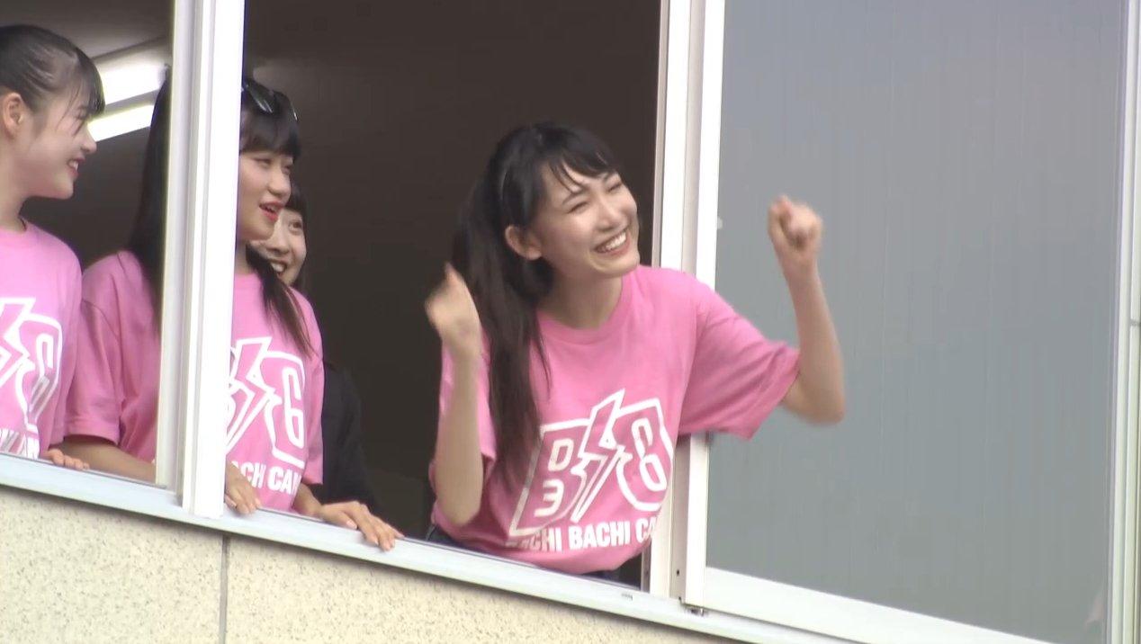 2019年8月18日新YNN NMB48 CHANNELで放送された「BACHI BACHI CAMP」の画像-1517