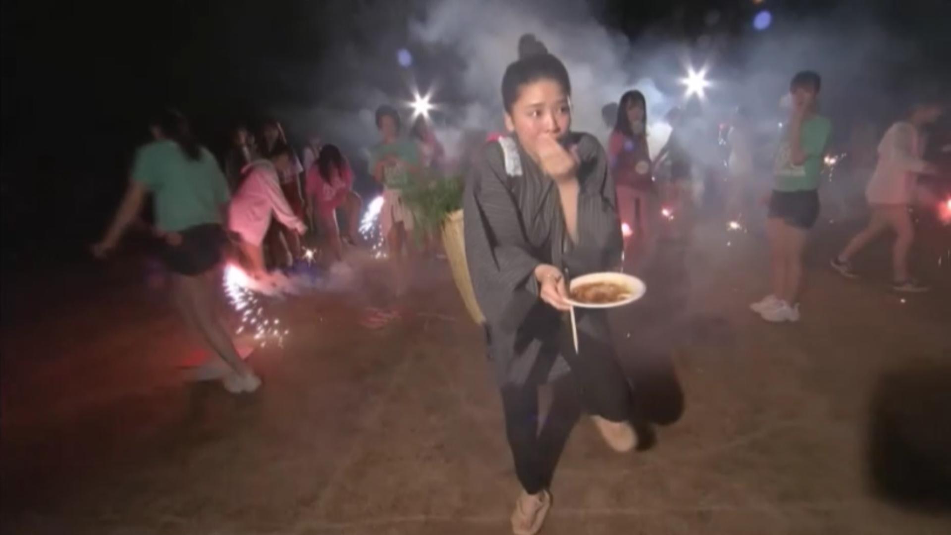 2019年8月18日新YNN NMB48 CHANNELで放送された「BACHI BACHI CAMP」の画像-2690