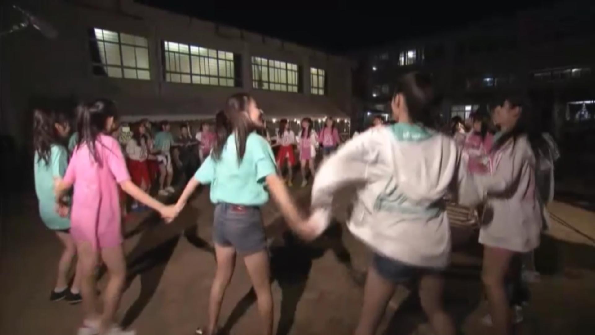 2019年8月18日新YNN NMB48 CHANNELで放送された「BACHI BACHI CAMP」の画像-2712