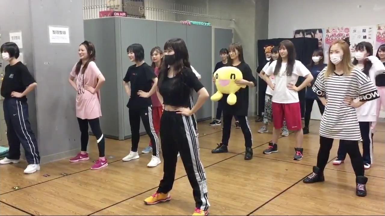 【NMB48】チームNの日常シリーズ「石田優美presents・基礎レッスン」編が公開