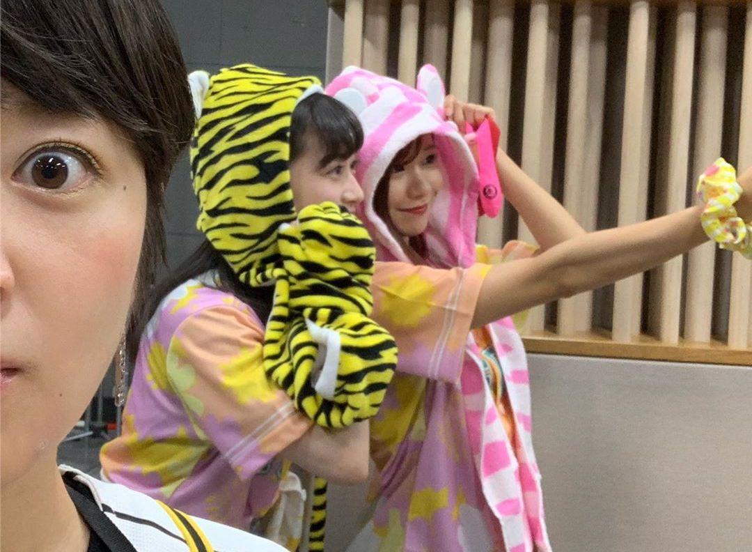 【川上千尋/谷川愛梨】8月17日のMBSラジオ「行け行けTORACO!ミーティング!!」にちっひーとあいりが出演