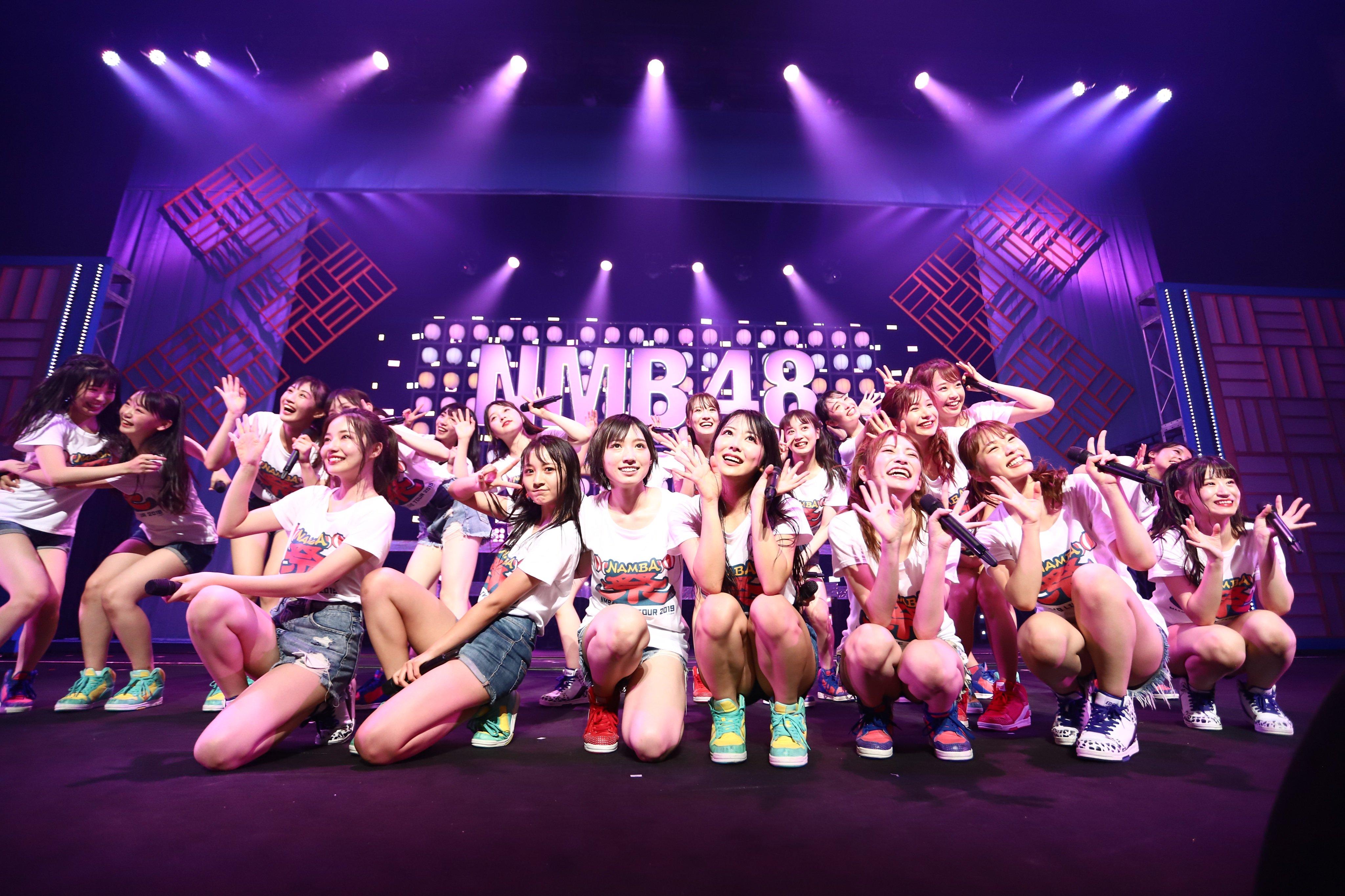 【NMB48】9/15 東京エレクトロンホール宮城「NMB48 LIVE TOUR 2019 ~NAMBA祭~」のセットリストと画像など