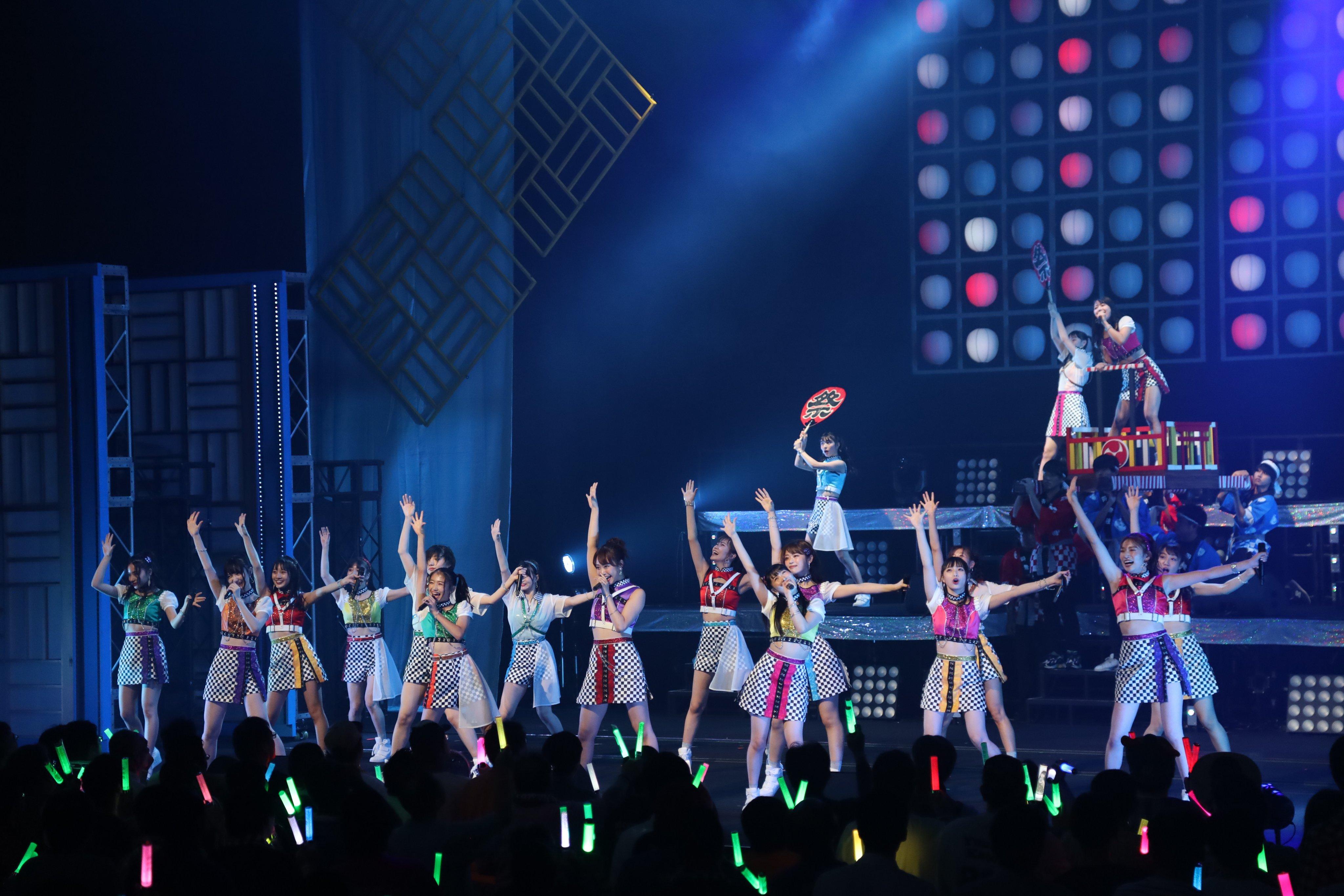 【NMB48】9/21 愛知県芸術劇場 大ホール 「NMB48 LIVE TOUR 2019 ~NAMBA祭~」のセットリストと画像など