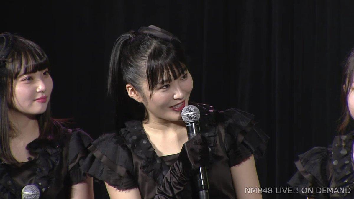2019年9月29日に行わたNMB48チームM「誰かのために公演」の画像-034