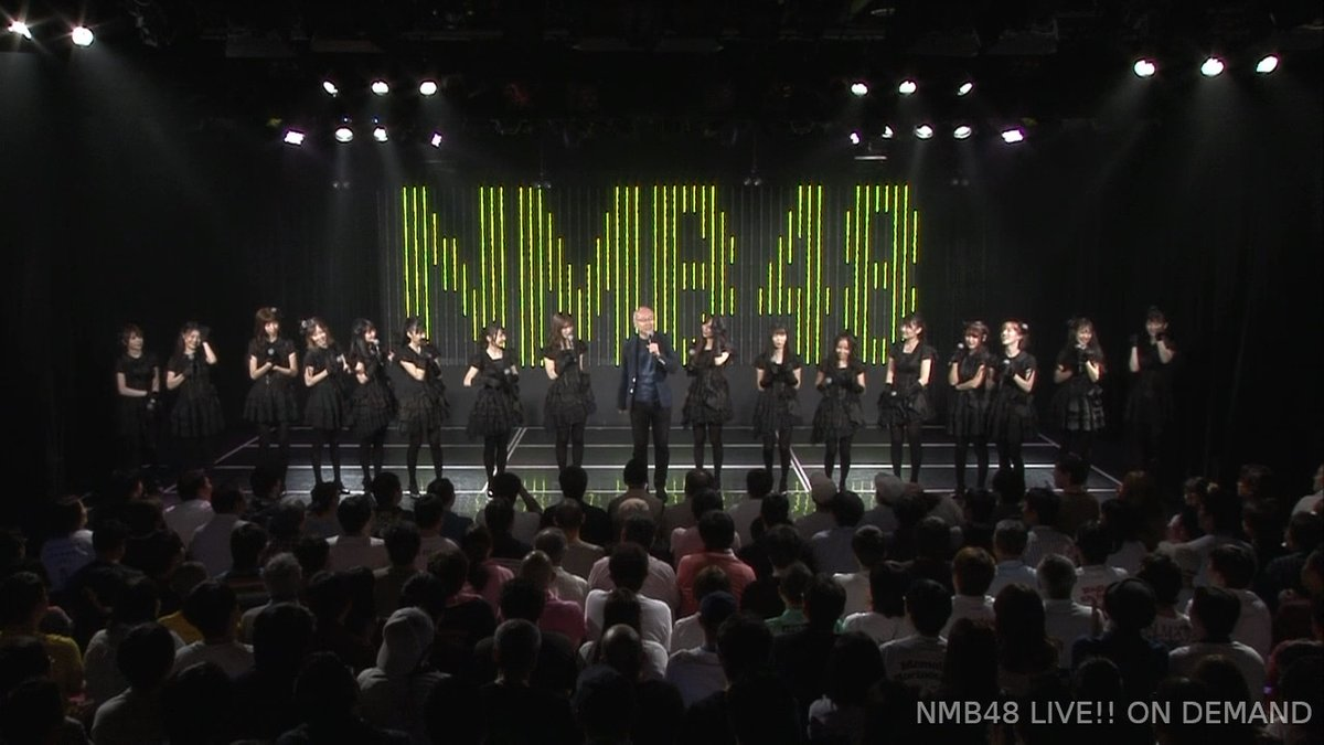 【NMB48】10月25日にZepp Nambaで「川上礼奈卒業コンサート」、最終出荷の卒業公演は10月30日に開催。