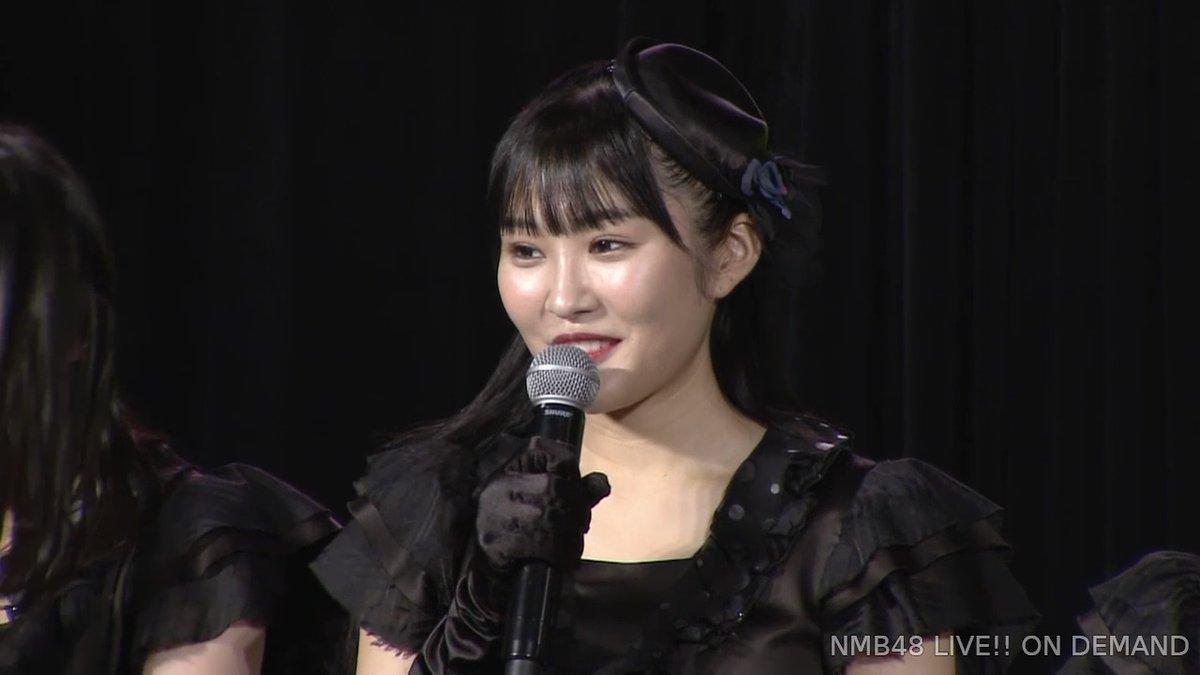 2019年9月29日に行わたNMB48チームM「誰かのために公演」の画像-091