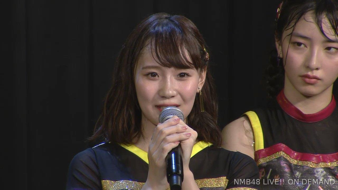 【大段舞依】まいちがNMB48卒業を発表。最終稼働は10月13日【コメント全文掲載】