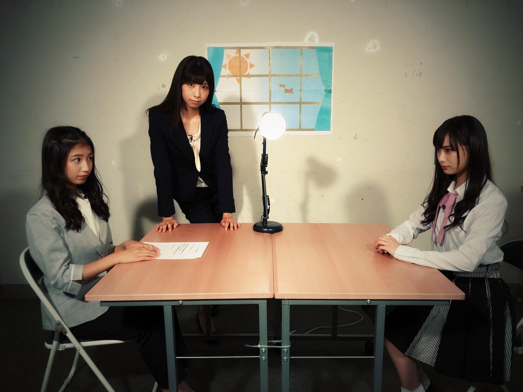 【NMB48】新YNN NMB48 CHANNELで新コーナー「ケイト取調室」。9/24からスタート。