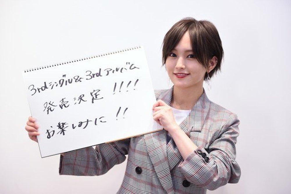 【山本彩】さや姉11月20日にサードシングル、12月にサードアルバムをリリース