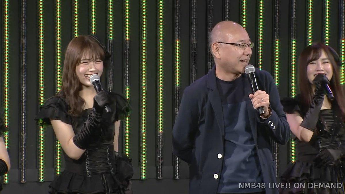 2019年9月29日に行わたNMB48チームM「誰かのために公演」の画像-093