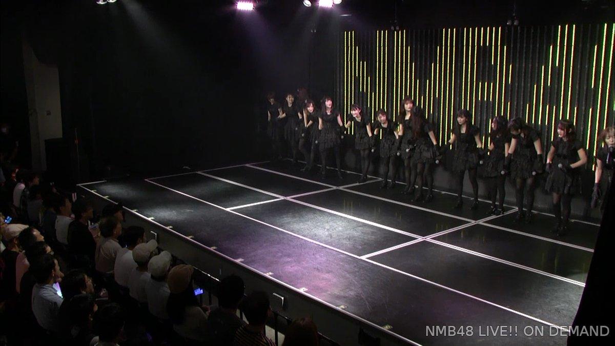 2019年9月29日に行わたNMB48チームM「誰かのために公演」の画像-005