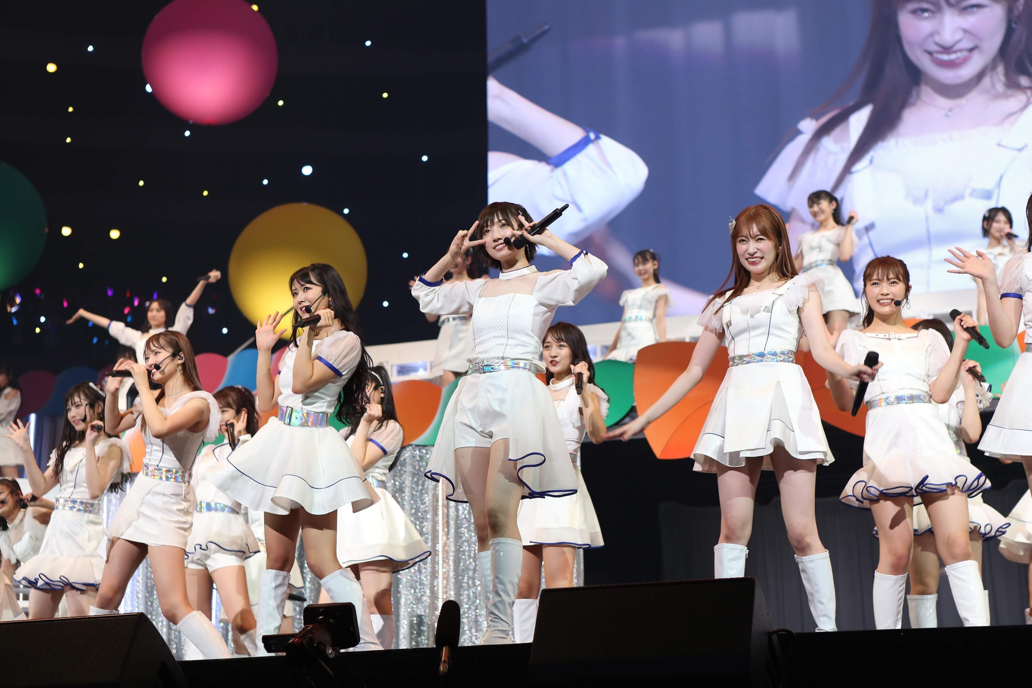 【NMB48】10.5大阪城ホール「NMB48 9th Anniversary LIVE」アザーショット・オフショットの画像。