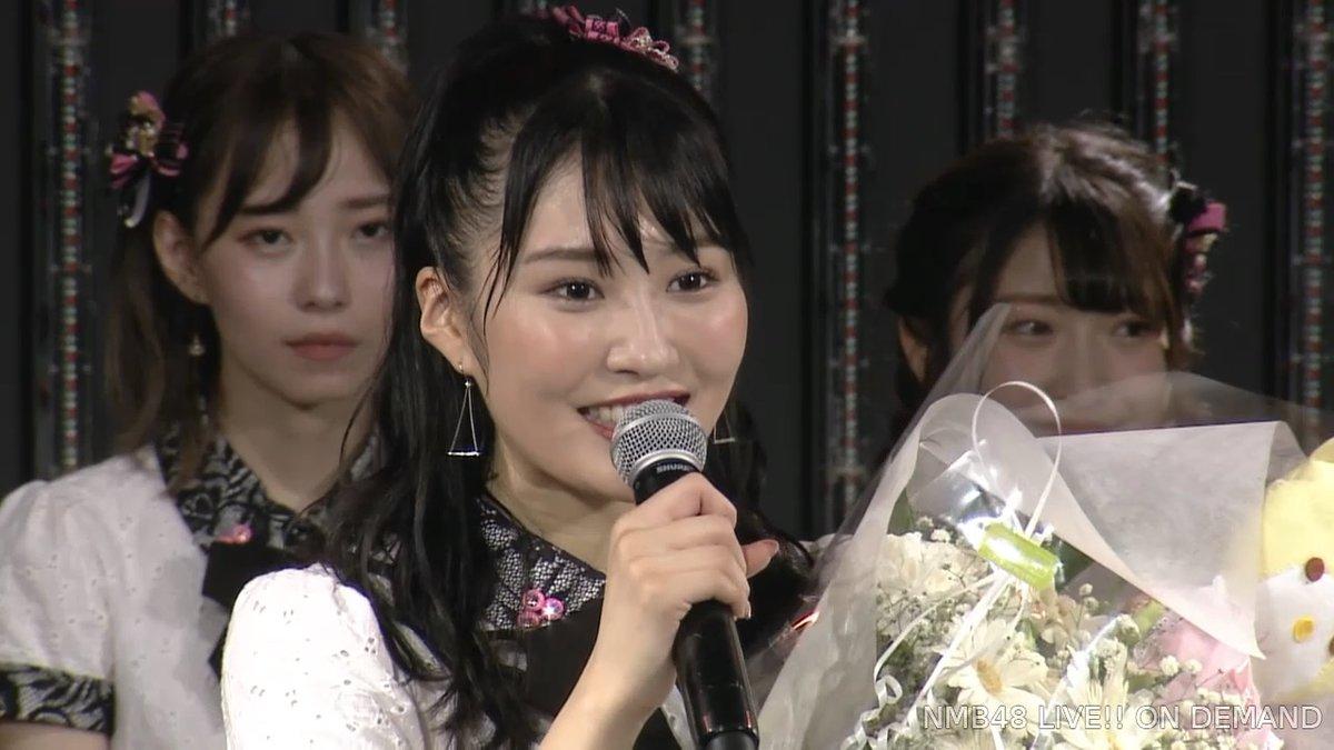 【NMB48】川上礼奈24歳の生誕祭まとめ。強く逞しくコシの強いうどんのような人に【手紙・スピーチ全文掲載】