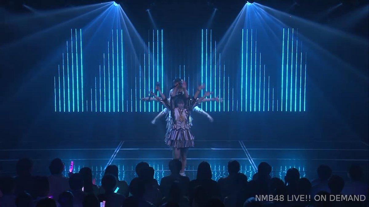 【NMB48】チームBⅡ「2番目のドア」公演で新メドレー「ジュゴンはジュゴン / 僕がもう少し大胆なら」初披露