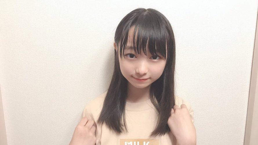 【三宅ゆりあ】10月23日の「2番目のドア」公演でゆりあがチーム公演デビュー。