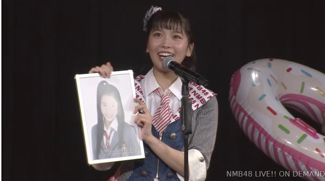 【NMB48】11/16「難波愛〜今、小嶋が思うこと〜」夜公演・なんば女学院お笑い部「NMB48モノボケ」の回答