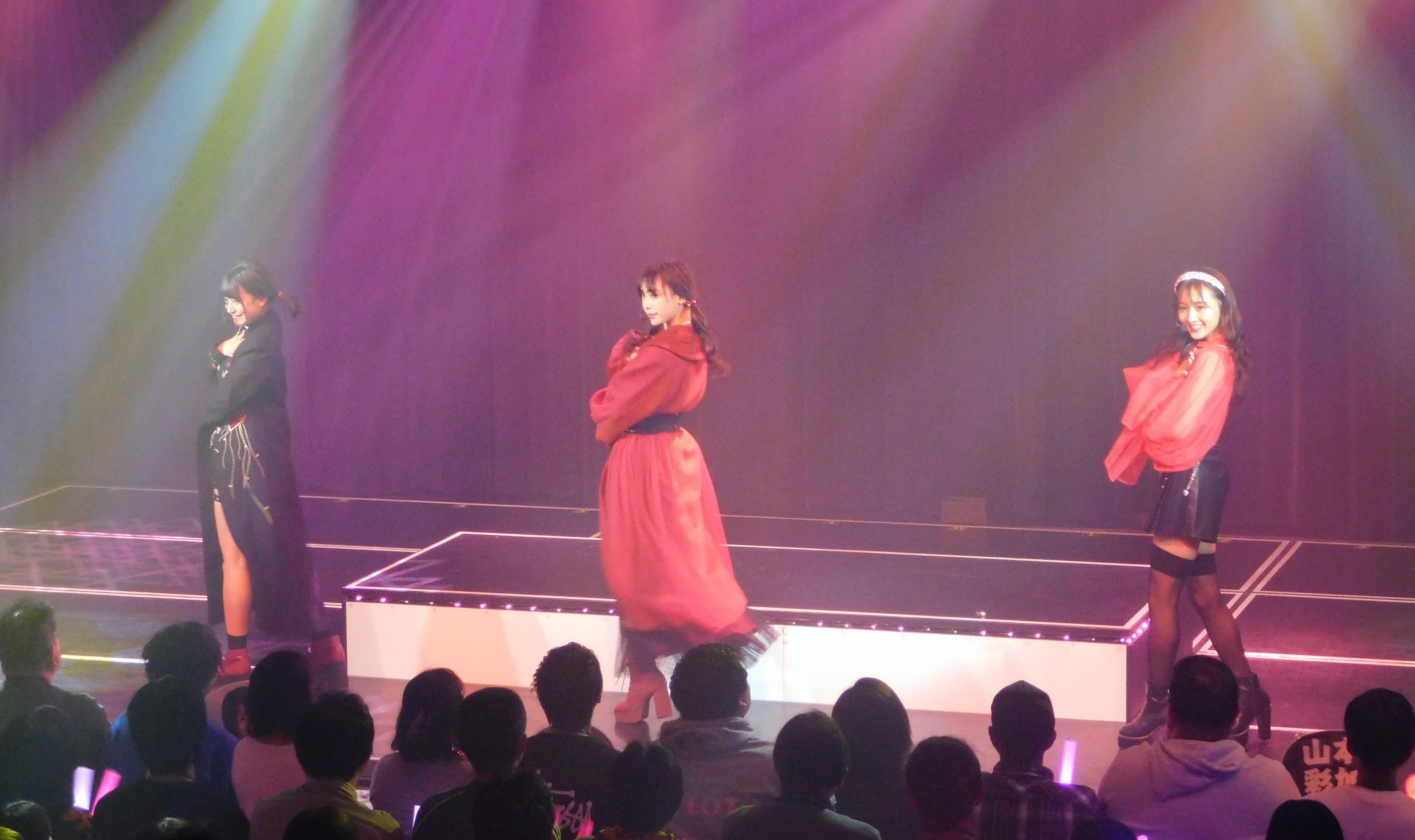 【NMB48】12月15日「特別講演」LAPIS ARCHお披露目のセットリストと画像など
