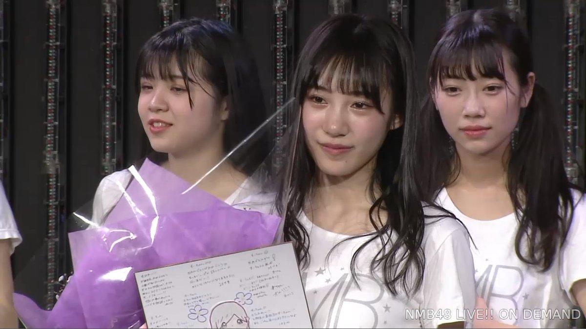 【NMB48】横野すみれ19歳の生誕祭まとめ。目標は昇格、選抜、10代の内に写真集【手紙・スピーチ全文掲載】