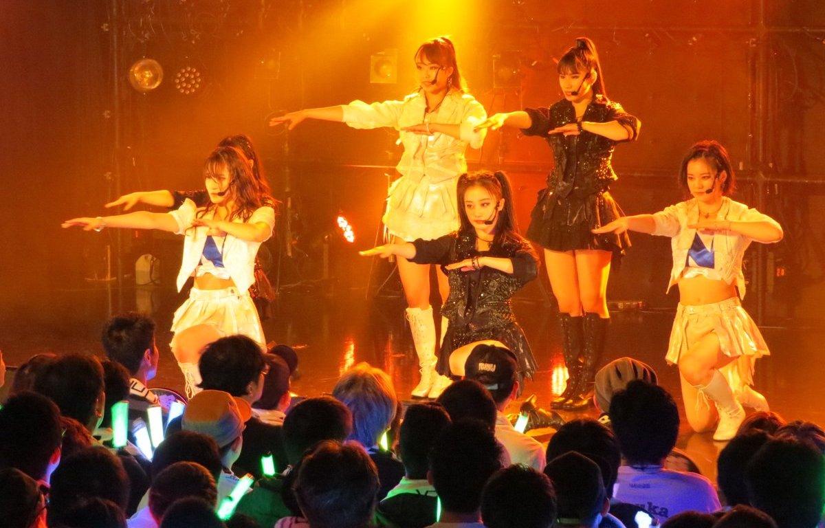 【NMB48】梅田CLUB QUATTRO「だんさぶる!1st Anniversary LIVE」のライブ画像とセットリストなど