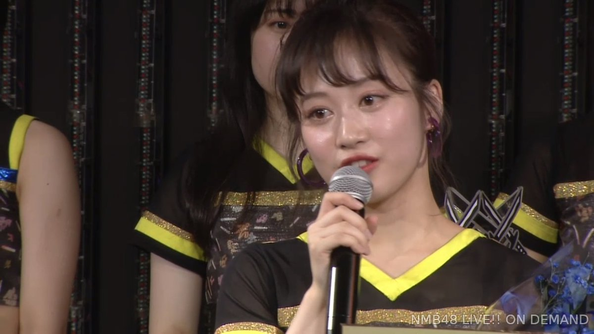 【NMB48】川上千尋21歳の生誕祭まとめ。皆さんにどんどん嬉しい報告をできる年にしたい【手紙・スピーチ全文掲載】