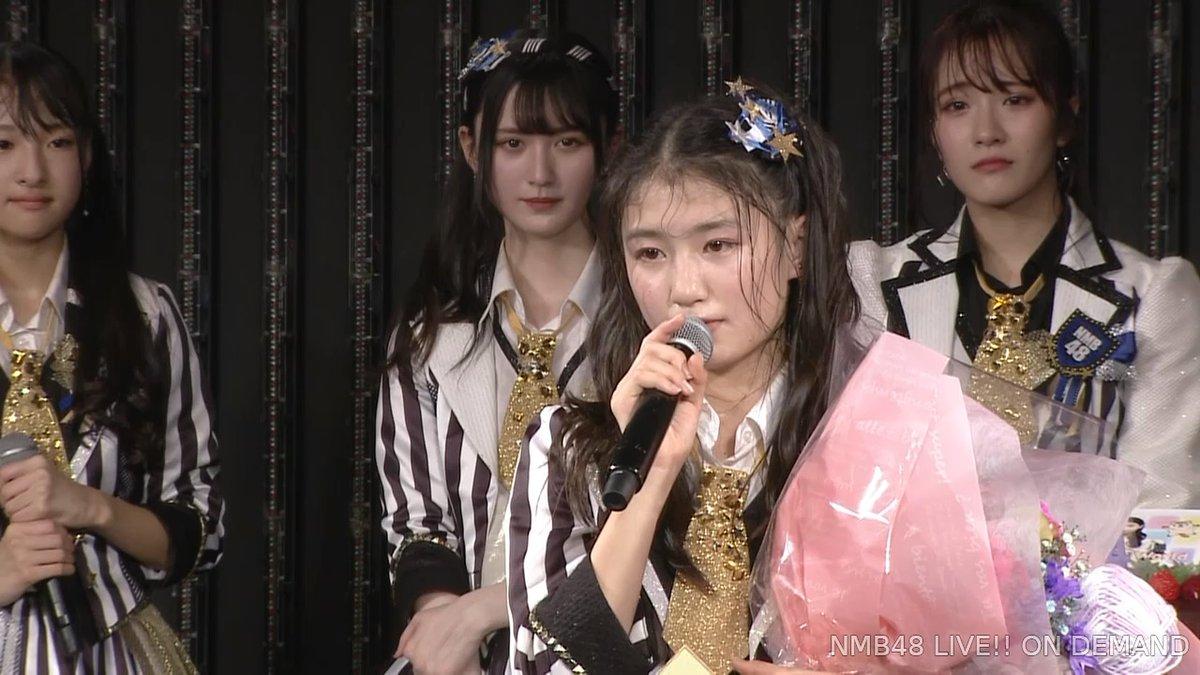 【NMB48】塩月希依音14歳の生誕祭まとめ。一つ一つの事を大切にして努力して結果を残せる1年にしたい【手紙・スピーチ全文掲載】