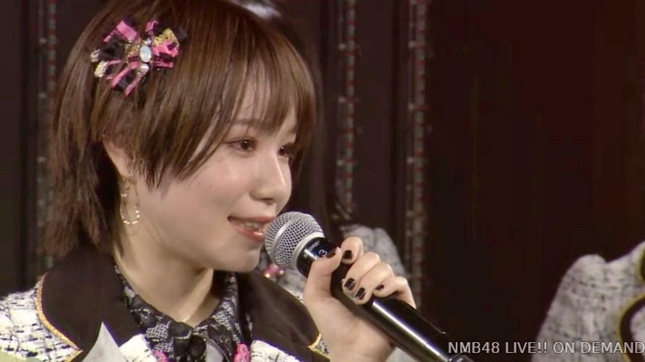 【NMB48】水田詩織21歳の生誕祭まとめ。「まだまだもっといろんな事に手を伸ばせば」【手紙・コメント全文掲載】