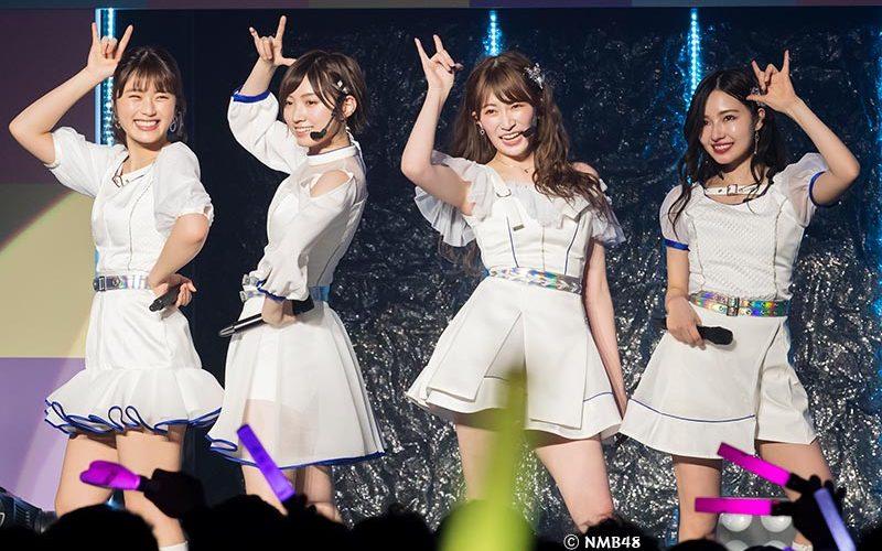 【NMB48】AKB48グループ新聞アワード2019・MVPにQueentet。すーちゃん、ココナも賞に選出