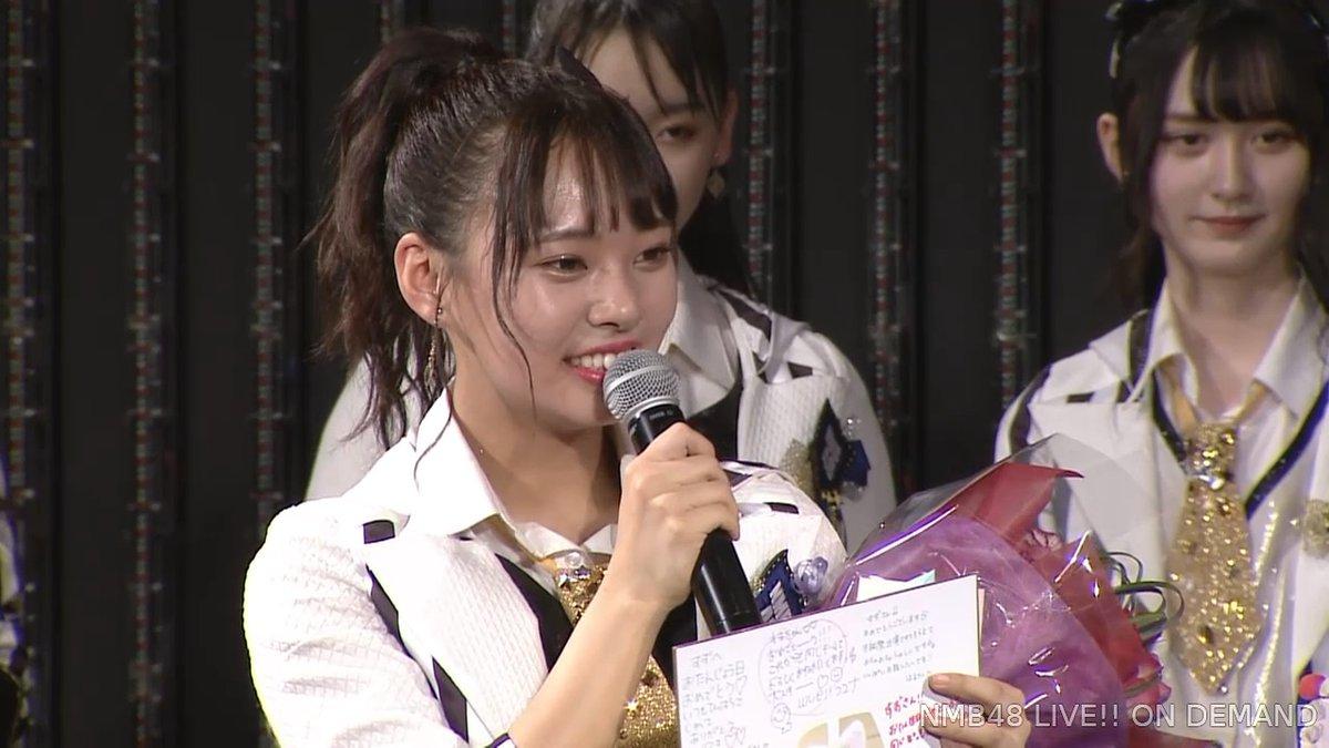 【NMB48】山田寿々18歳の生誕祭まとめ。皆さんと一緒に幸せになれるように頑張っていきたい【手紙・スピーチ全文掲載】
