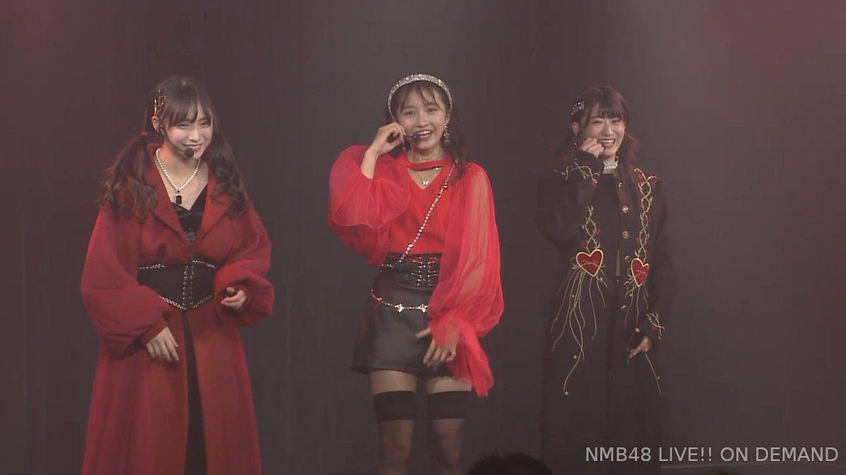 【NMB48】山本彩加・梅山恋和・上西怜の三人によるユニット「LAPIS ARCH」が誕生