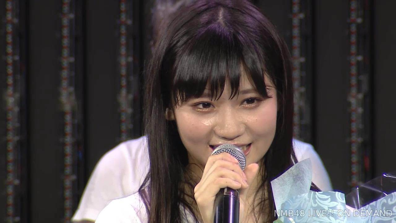 【NMB48】菖蒲まりん20歳の生誕祭まとめ。自分を探し続ける年にしたい【手紙・スピーチ全文掲載】
