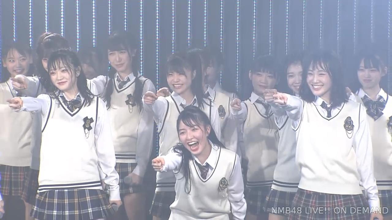 【NMB48】大田莉央奈卒業公演まとめ。「自分自身が変わるきっかけをたくさん頂いた」【メッセージ全文掲載】