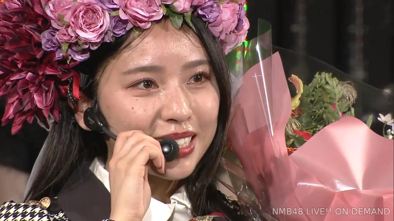 【NMB48】山尾梨奈24歳の生誕祭・卒業公演まとめ。「これからも最高の仲間で、味方でいてくださると嬉しいです」【手紙・スピーチ全文掲載】