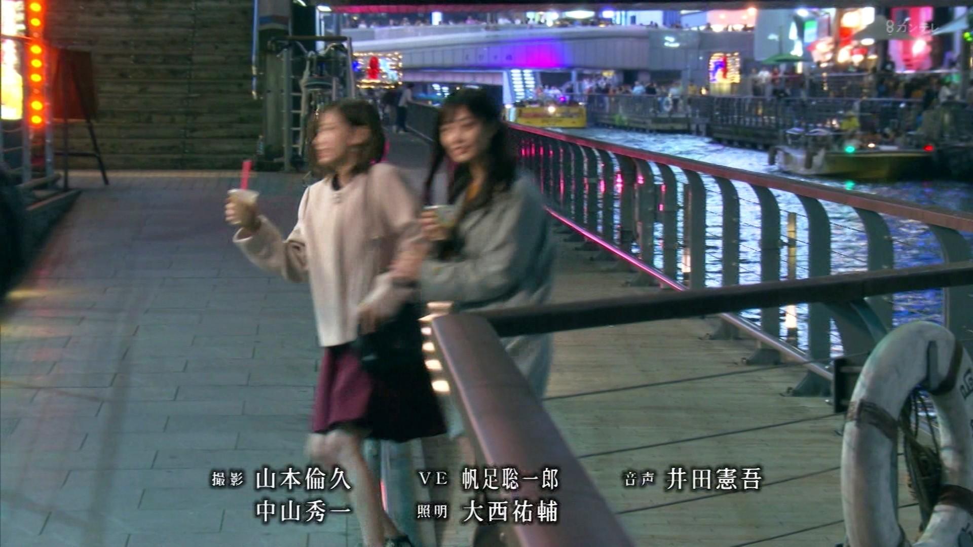 2020年1月13日に関西テレビで放送された「ミナミの帝王」に出演したNMB48石塚朱莉・佐藤亜海の画像-107