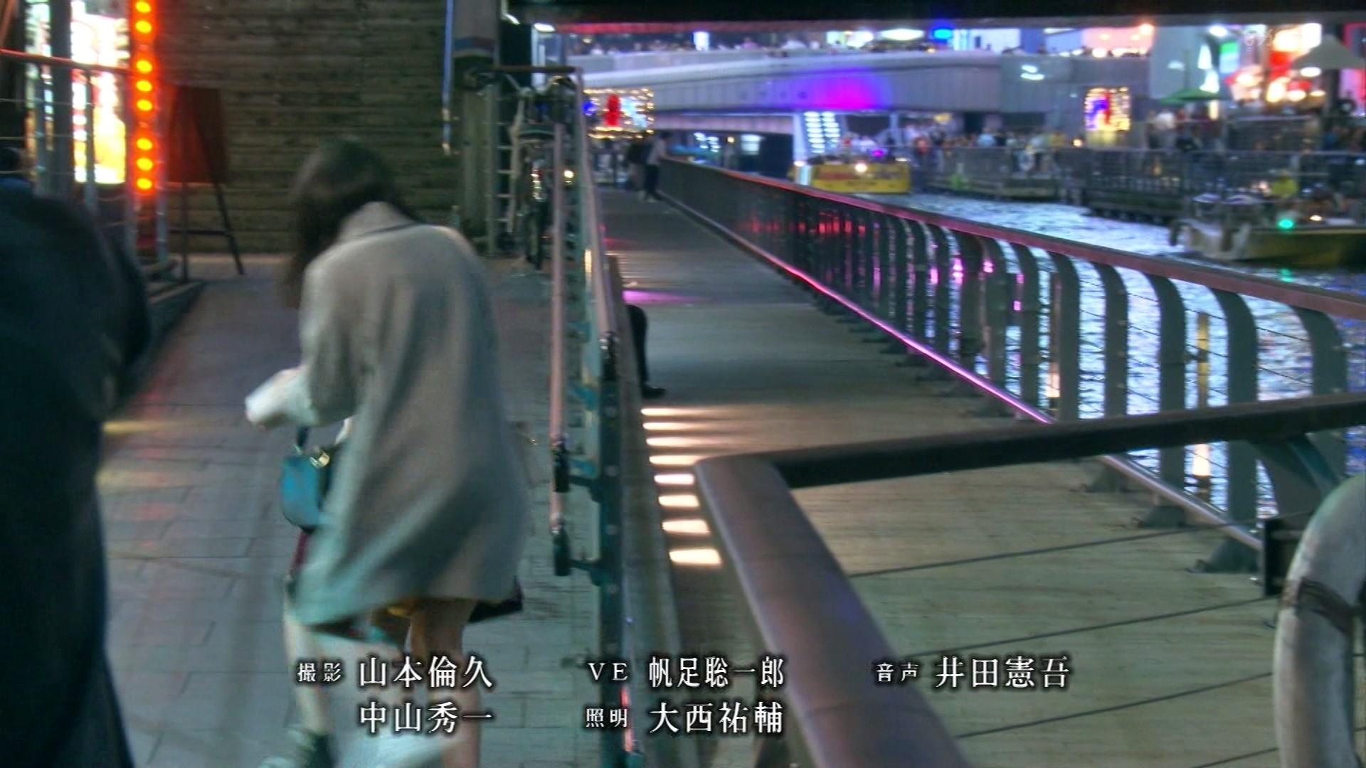 2020年1月13日に関西テレビで放送された「ミナミの帝王」に出演したNMB48石塚朱莉・佐藤亜海の画像-109