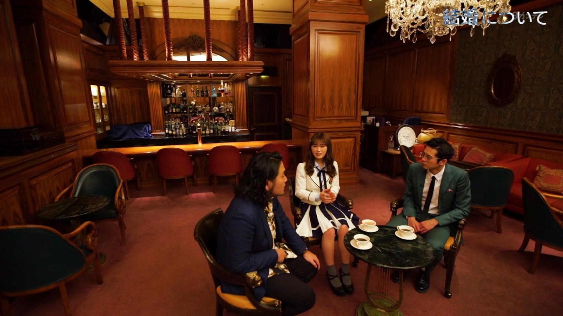 【渋谷凪咲】なぎさが出演した1月27日放送「ほっとするわ」の画像