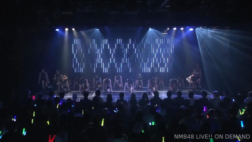 【NMB48】チームN「N Pride」公演のメドレーが「ごめん 愛せないんだ→冬将軍のリグレット」に変更