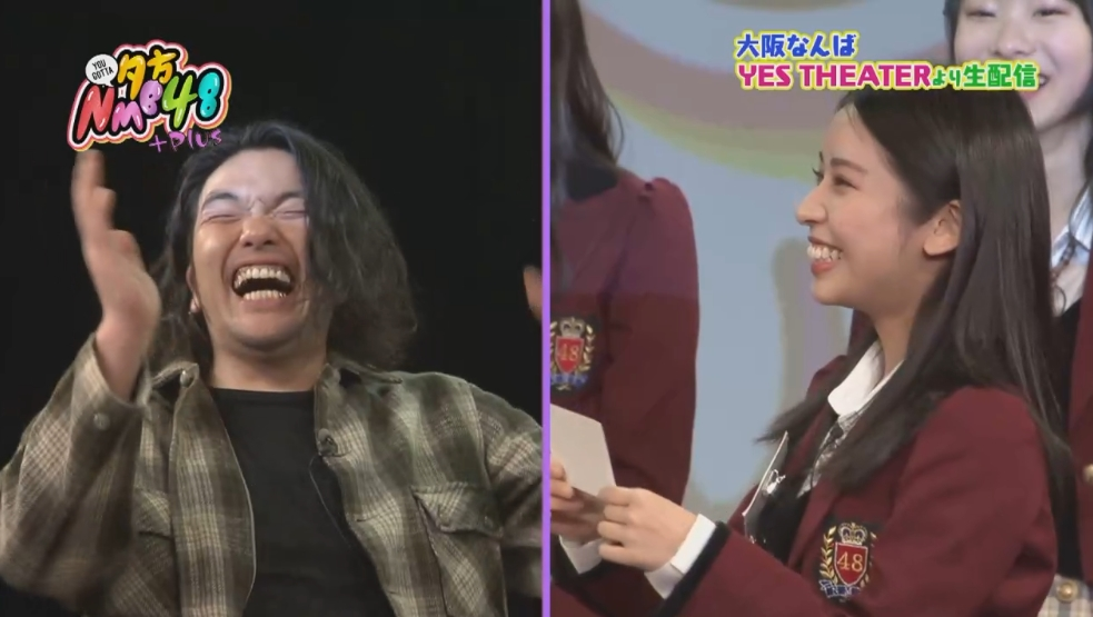 【NMB48】1月9日「夕方NMB48+」見取り図・盛山さん生誕祭まとめ【手紙全文掲載】