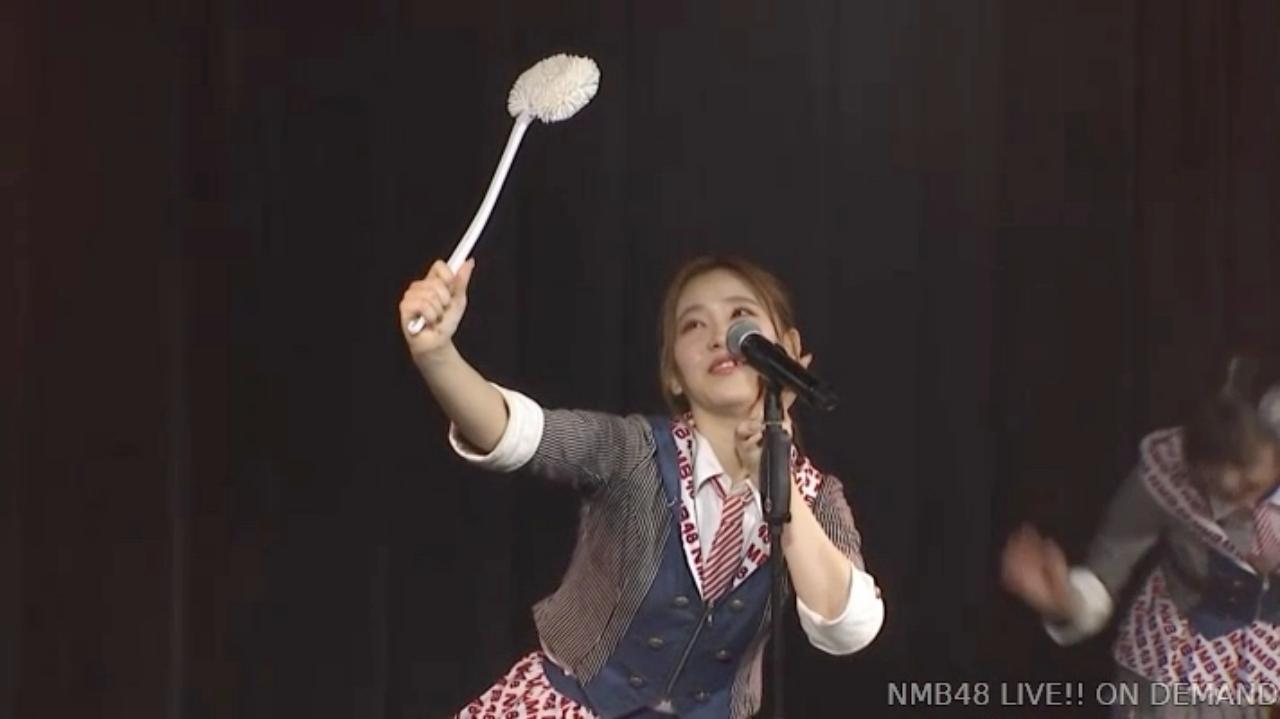【NMB48】2020.2.22「難波愛〜今、小嶋が思うこと〜」夜公演・なんば女学院お笑い部「NMB48モノボケ」の回答