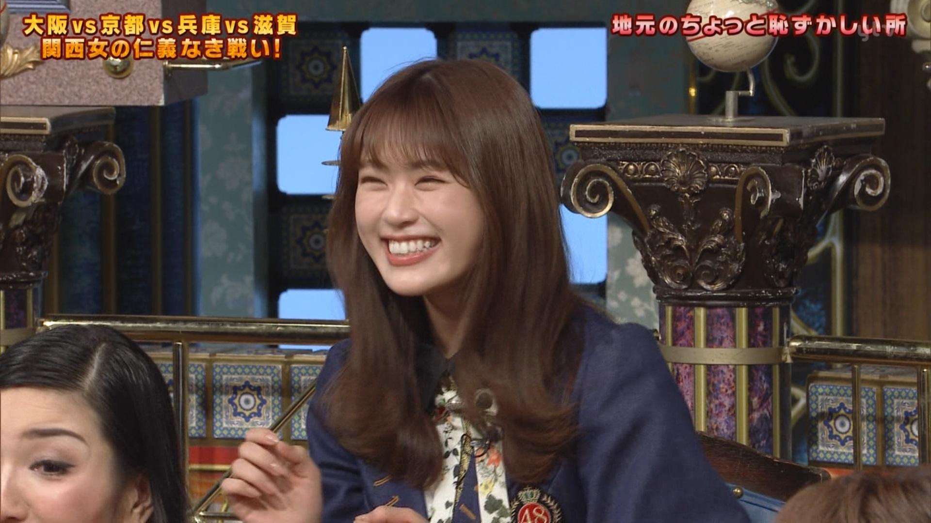 【渋谷凪咲】なぎさ出演2月25日放送「踊る!さんま御殿!!」の画像