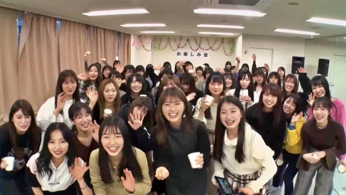 【NMB48】新YNN NMB48 CHANNEL「緊急お楽しみ会」の画像。