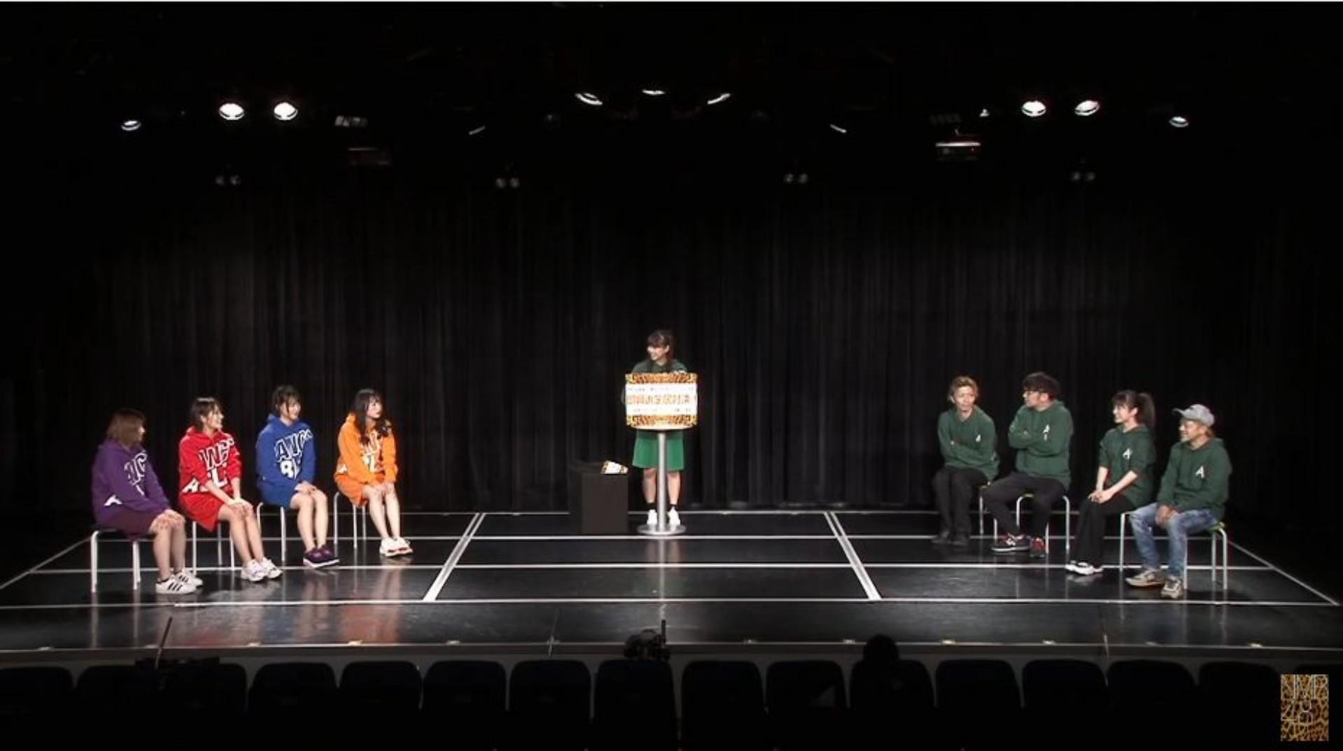【NMB48】2020.3.8「舞台「ANSWER」×だんさぶる!第1部」の画像