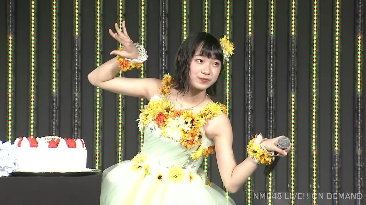 【NMB48】三宅ゆりあ15歳の生誕祭まとめ  『NMB48での立ち位置を見つけたい』【手紙・スピーチ全文掲載】