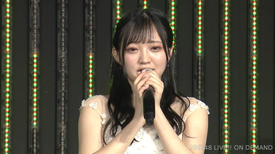 【NMB48】小林莉奈卒業セレモニーまとめ「明日から新しい自分としてイチから頑張っていきたい」【コメント全文掲載】