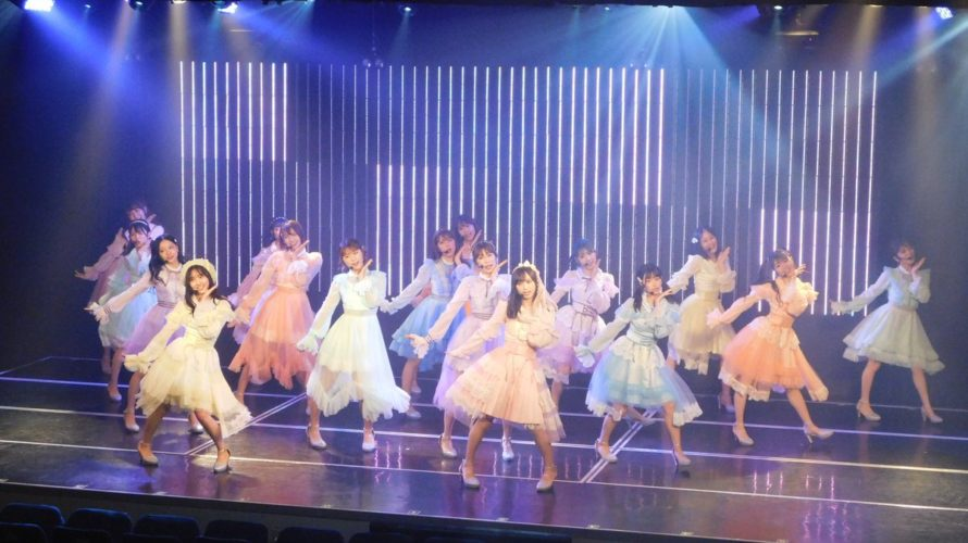 【NMB48】難波鉄砲隊其之九メンバー投票企画・中間発表のリザルト