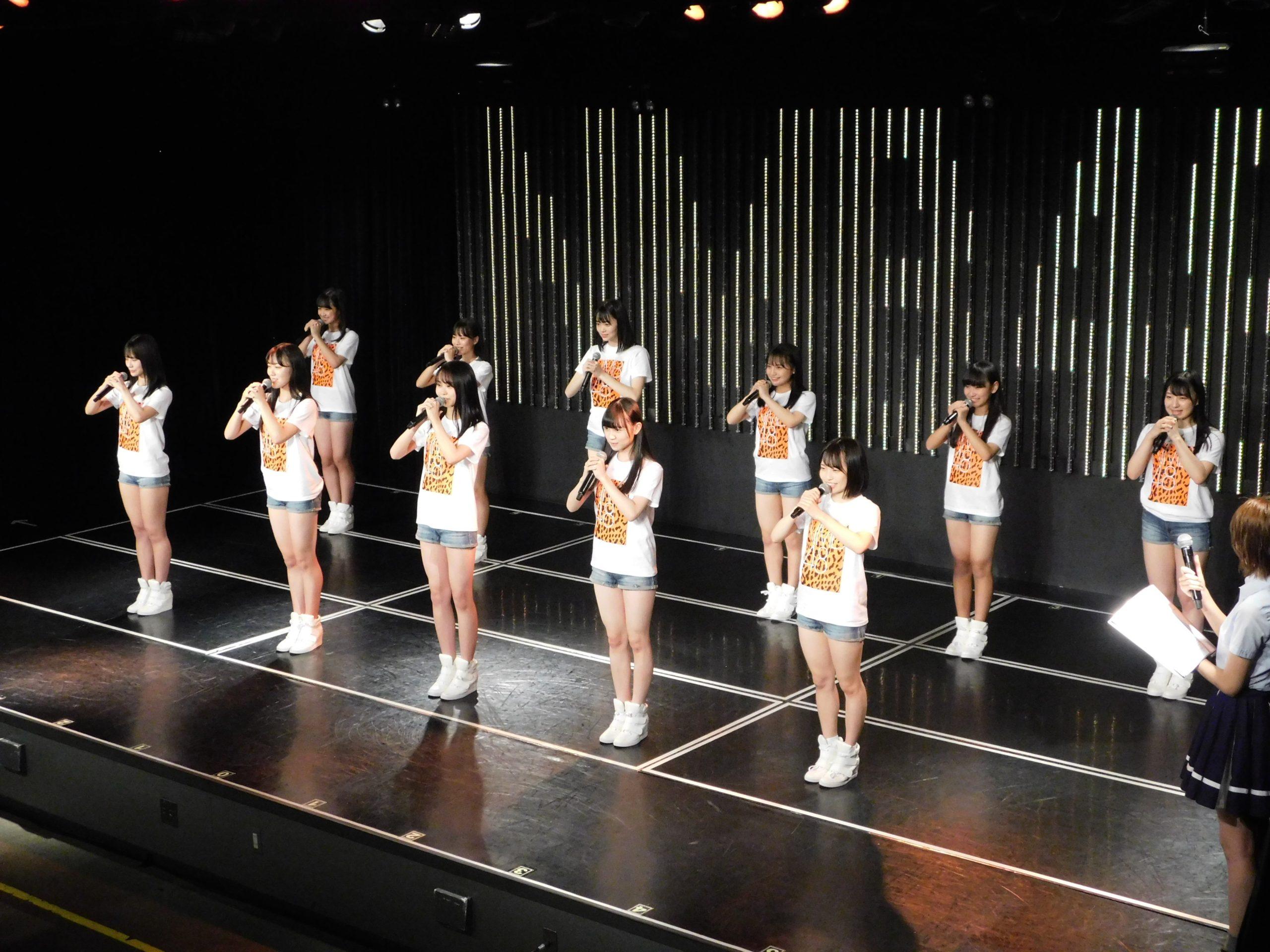 【NMB48】7期生キャッチフレーズ動画集