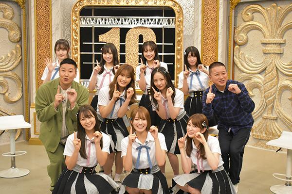 【NMB48】CS・BSで『NMB48 10th Anniversary LIVE 』など色々放送決定。